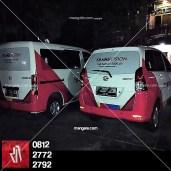 stiker branding mobil grandmax di bandung