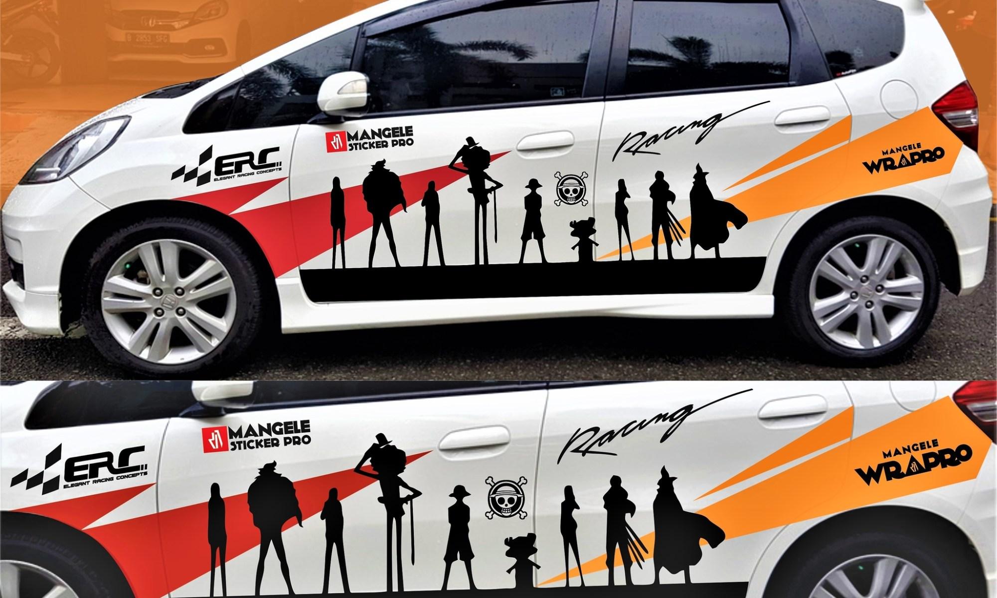 Harga cutting sticker Mobil Bandung, Bengkel polet tempat jasa stiker bandung