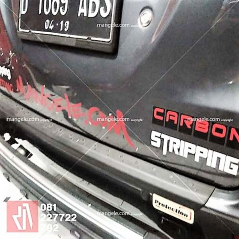 cutting sticker mobil avanza bandung
