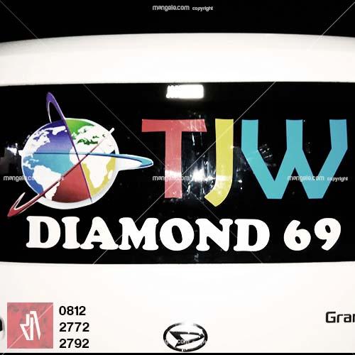 jasa stiker mobil granmax bandung