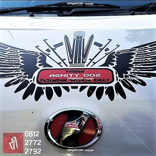 cutting stiker mobil terbaik di bandung