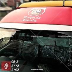 branding stiker mobil usaha bandung