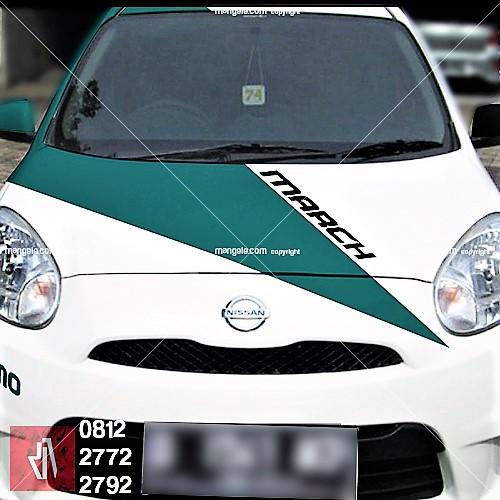 mangele stiker mobil terlaris di bandung | specialist oracal | cutting 081227722792
