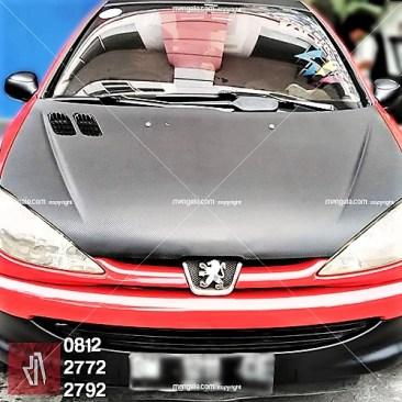 tempat pasang stiker mobil terbaik di bandung magele081227722792
