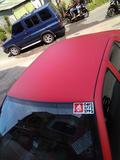 stiker-mobil-bandung-timor-merah-doff-mangele