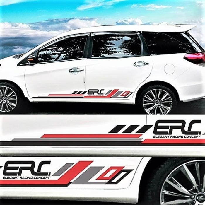 stiker cutting mobil | ERC desain konsep di Bandung | mangele stiker 081227722792
