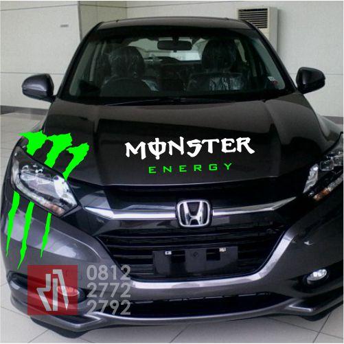 stiker-mobil-bandung-hrv-monster-energy-mangele