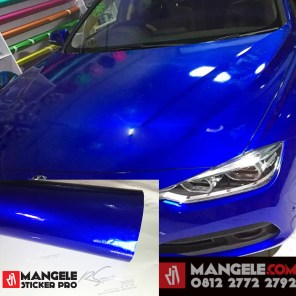 BCG-03 Blue Chrome Metallic Gloss RS Premium wrapping