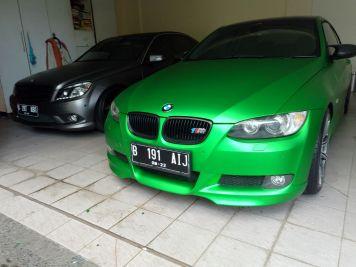 GCM-05 Green chrome metallic matte rs premium