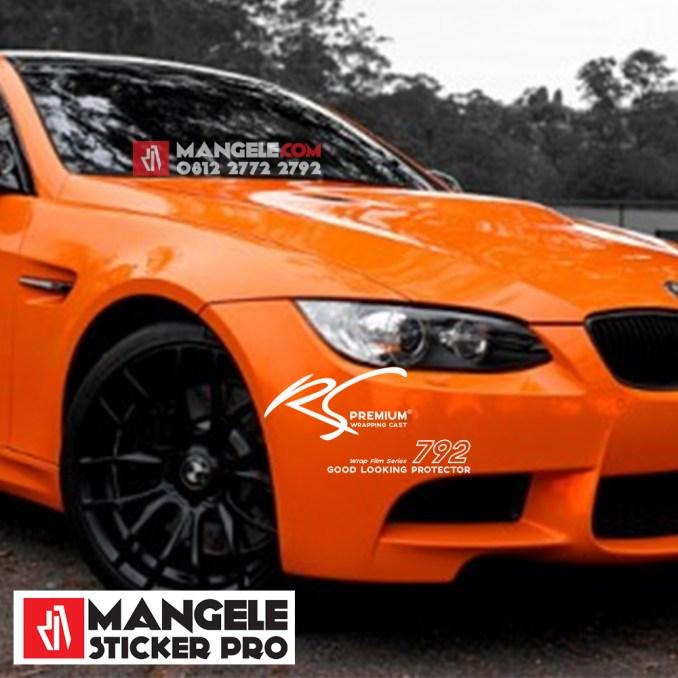 OSG-05 Orange Sunset Super Gloss RS Premium Wrapping