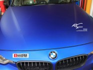BMC-03 Blue chrome metallic matte rs premium