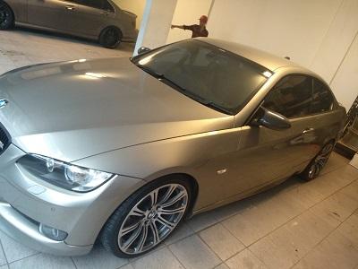 wrapping stiker mobil | BMW Hardcoal Metallic Matte RS Premium | mangele stiker 081227722792
