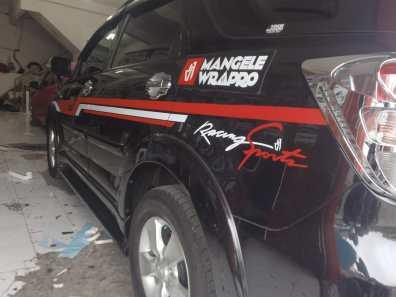 stiker mobil bandung cutting racing sport mangele