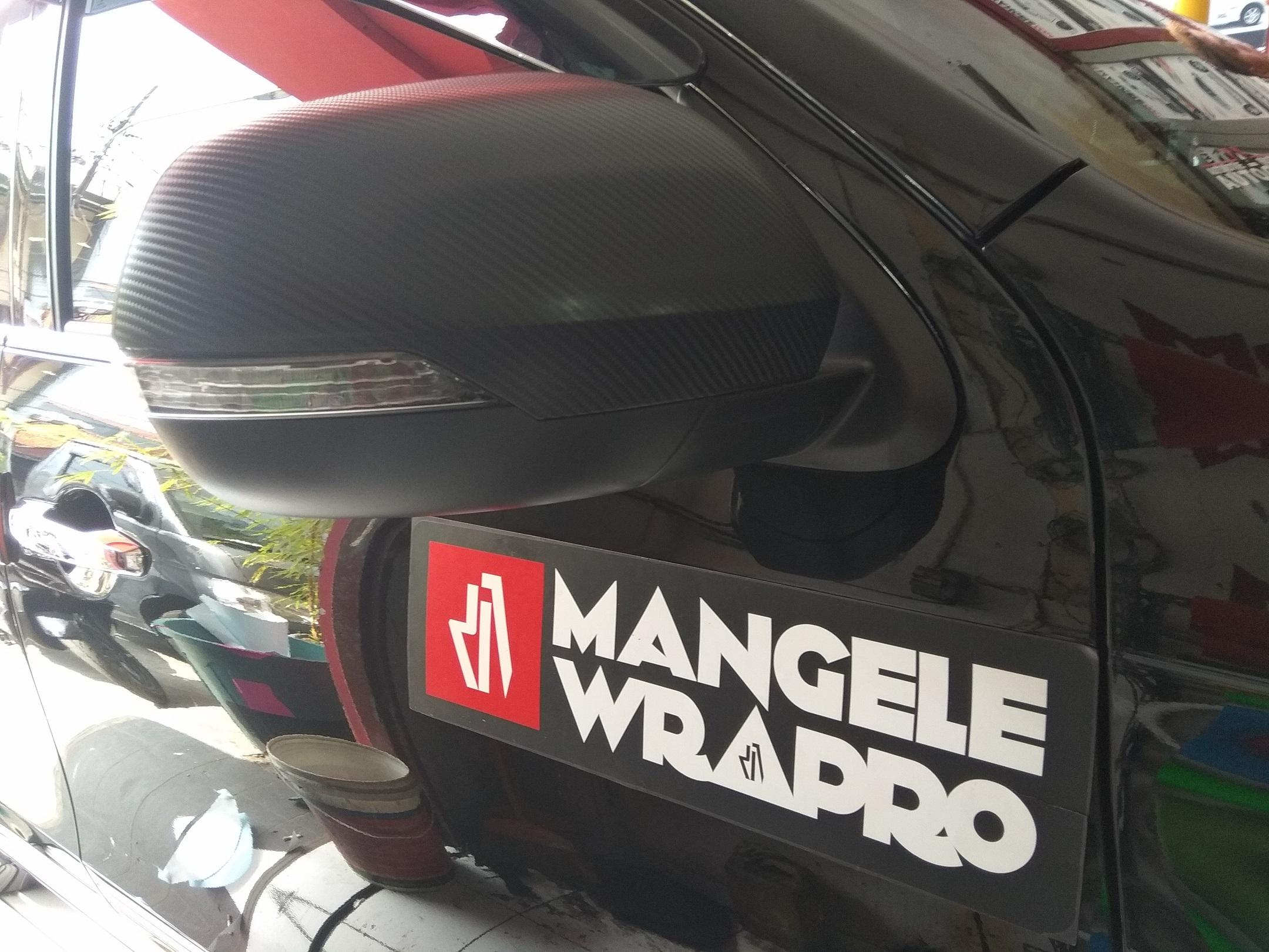 wrapping stiker mobil | spion carbon 4d bandung | mangele stiker 081227722792