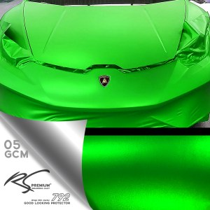 GCM-05 Green chrome metallic matte