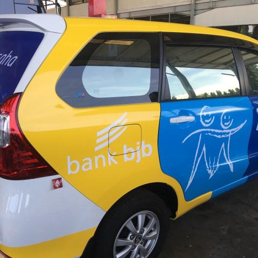 car branding cutting sticker