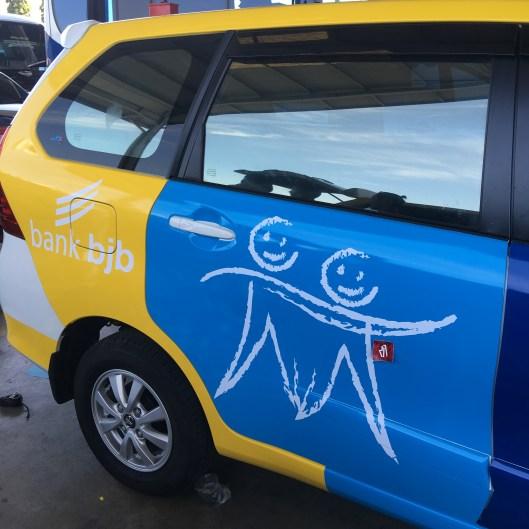car branding keren