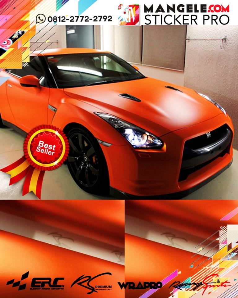 Datang Langsung Pasang Sticker Mobil Wrapping Mangele Premium Bandung