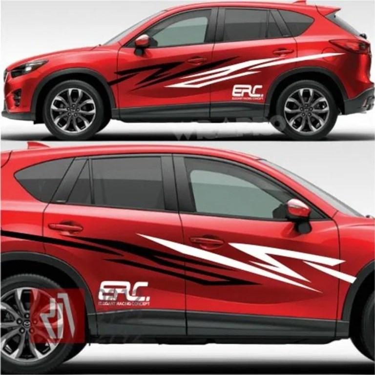 MANGELE Cutting Wrapping Branding Stiker Mobil Premium Bandung KEREN