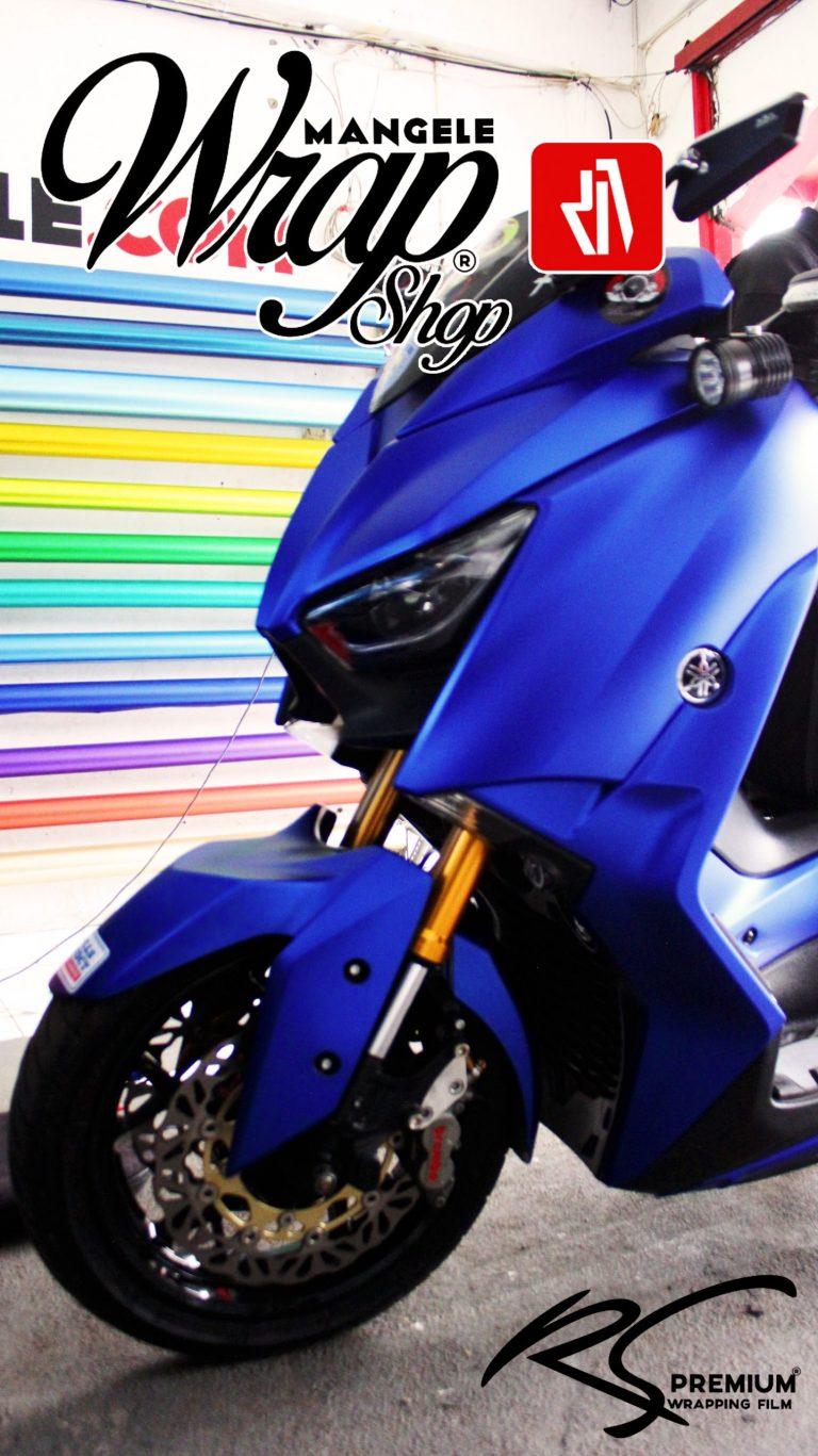 MANGELE Stiker Wrapping Motor Mobil Bisa Keren Bisa Custom Desain