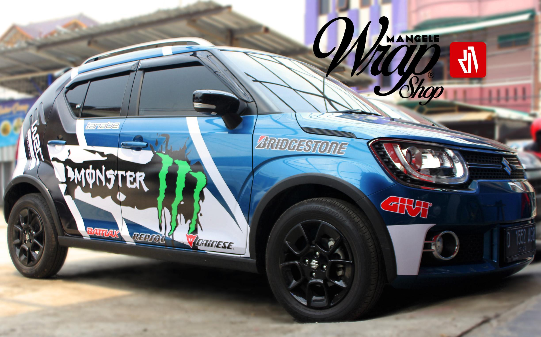 Stiker Decal Mobil Desain Suka Suka Mangele Stiker Premium Bandung