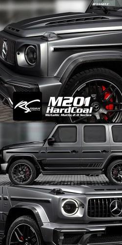201 HardCoal metallic Matte series PRO 2.0 21