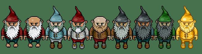 gnomelevels
