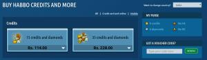credits indes