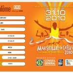 Marseille Cassis 2010