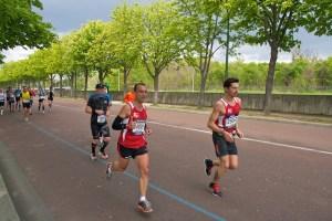 NAC - Marathon de Paris 2013