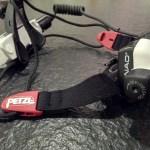 Petzl Nao : personnalisation des profils