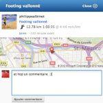Garmin Connect un peu plus «social» : les commentaires intégrés