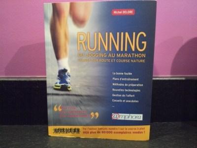 Running, du jogging au marathon - couverture