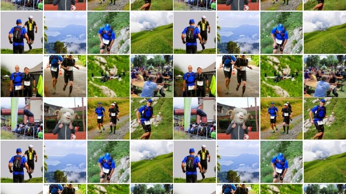 Photos du Trail de Faverges 2014