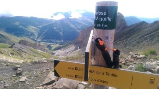 Bâtons de trail Guidetti Explore Carbon