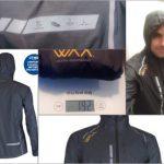 testé et approuvé : WAA Ultra Rain Jacket