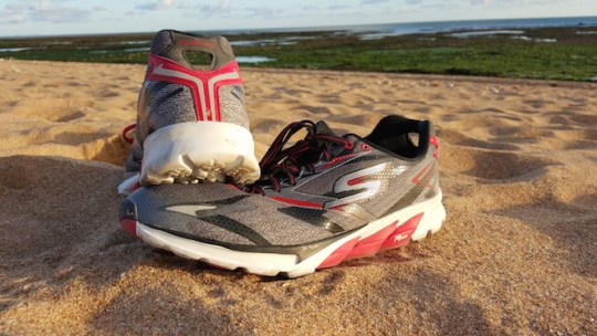 J'ai testé: Skechers Go Run 4