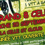 Grand 8 Cellois 2015 : LA rando vtt du quartier !