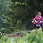 Caroline Chaverot Ultra-Race (Photo Cyrille Quintard)