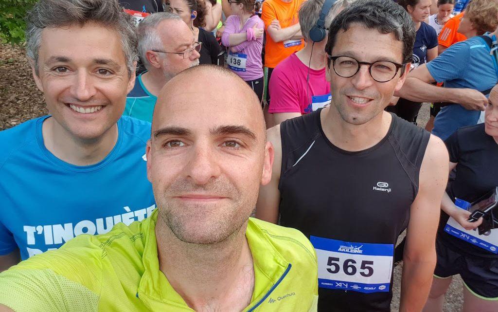 Paris – Saint Germain la course, 10km sans partir de Paris