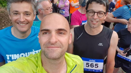Paris – Saint Germain la course, 10km sans partir de Paris