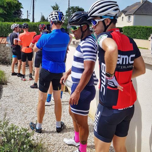 Le cimétière, amis des cyclistes assoiffés !
