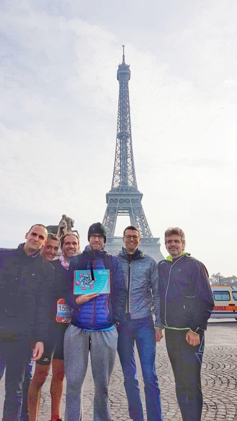 Ekiden de Paris 2018