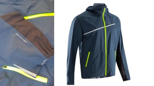 Veste en test : Kalenji trail running