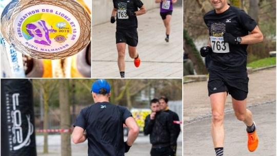 Un semi (de Rueil) sur la route du marathon