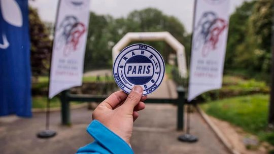 Grand Tour Paris 2019 : la route est belle en vélo !