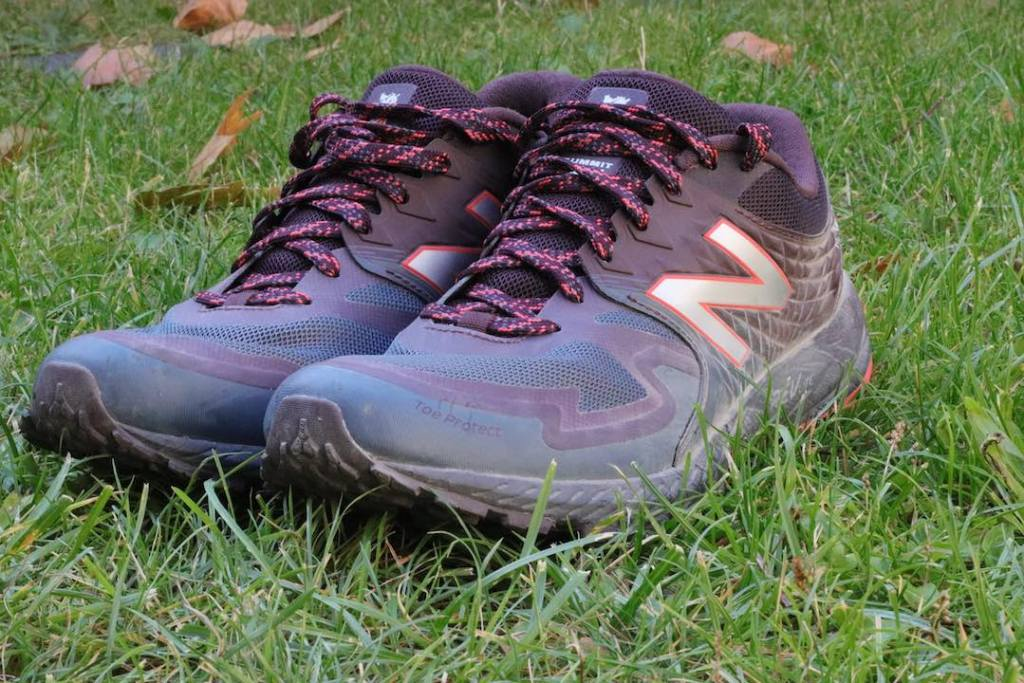 new balance summit kom test