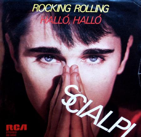 Scialpi rocking rolling testo Cover