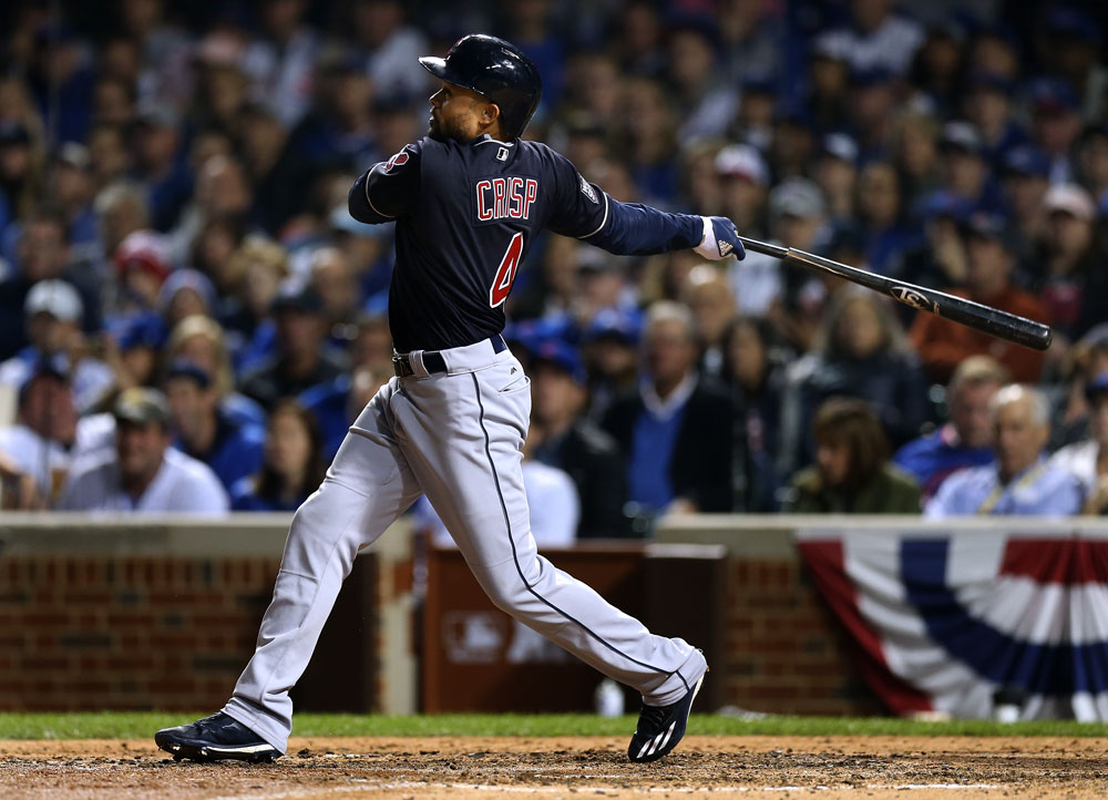 Image result for 2016 world series game 3 coco crisp
