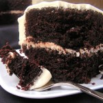 Because I Can…Chocolate Cake with Vanilla Buttercream